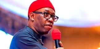 Okowa not against 13 % derivation agitation by communities- Spokesman
