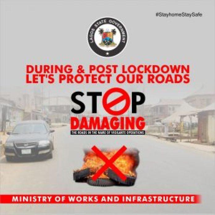 Stop burning fire on roads, Gov Sanwo-Olu warn Lagos residents