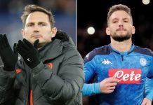 Napoli's star Dries Mertens set to join Chelsea next summer