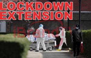 Breaking: People protest against Coronavirus lockdown