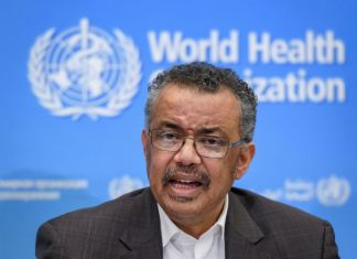 WHO urges nations to donate 250m doses of COVID-19 vaccine