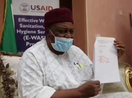 90% households to get access to clean water in Taraba by 2023 - Gov Ishaku