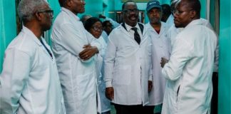 COVID-19: Resident doctors give FG 3-week strike notice