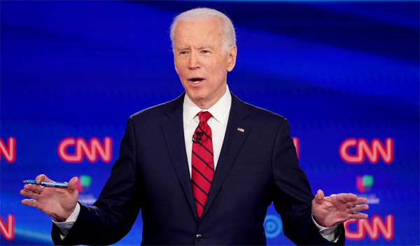 Joe Biden launches official transition website