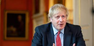 'We'll not walk away from Hong Kong people', British PM Johnson tells China