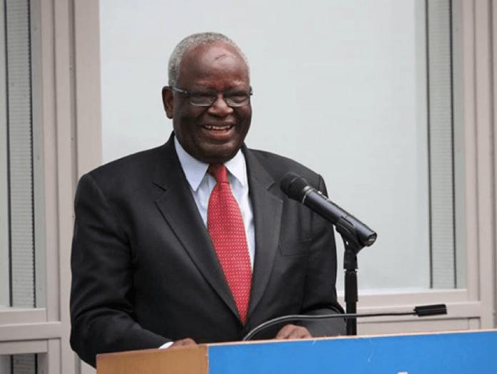Breaking: Prof. Gambari replaces Abba Kyari as new Chief of Staff to Buhari