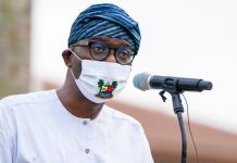 COVID-19: All markets can operate fully now - Sanwo-Olu