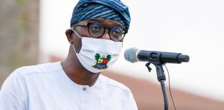Sanwo-Olu flags off 18.75KM Eti-Osa-Lekki-Epe reconstruction project