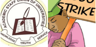 Reps to meet ASUU tomorrow over strike
