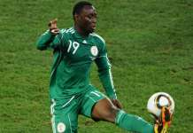 Why I did't join Super Eagles to 2014 World Cup – Chinedu Obasi