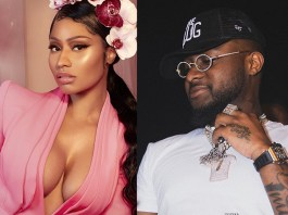 Davido to release new album with Nickki Minaj in July