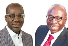 Again! Its Obaseki against Pastor Ize-Iyamu again, as Edo decides September 19