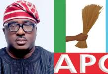 Port Harcourt thugs after me, APC factional Chairman, Eta cries out