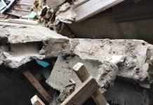 Just In: Many escape death as another building collapses in Lagos