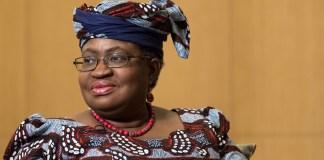 Nigerian Okonjo-Iweala poised to become WTO chief