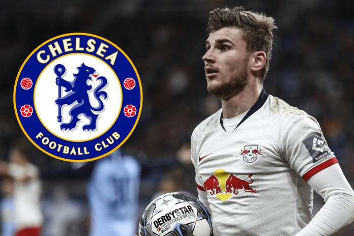 Chelsea agrees €55m deal in principle to sign RB Leipzig striker, Werner
