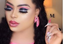 Bobrisky gets new Mercedes Benz as birthday gift