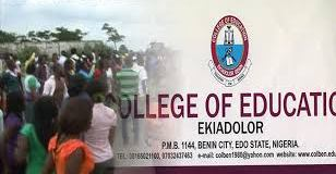 Edo varsity workers protest over 11 months unpaid salaries