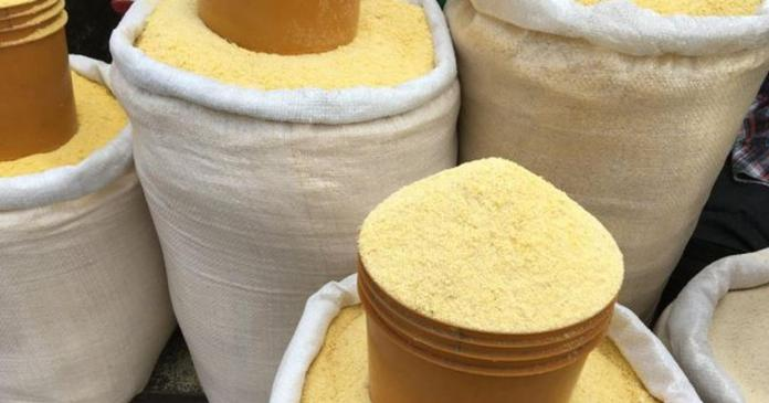 Trouble as price of garri soars in Enugu major market