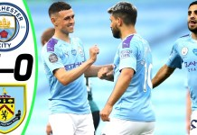 Foden, Mahrez doubles help Manchester City crush Burnley 5-0