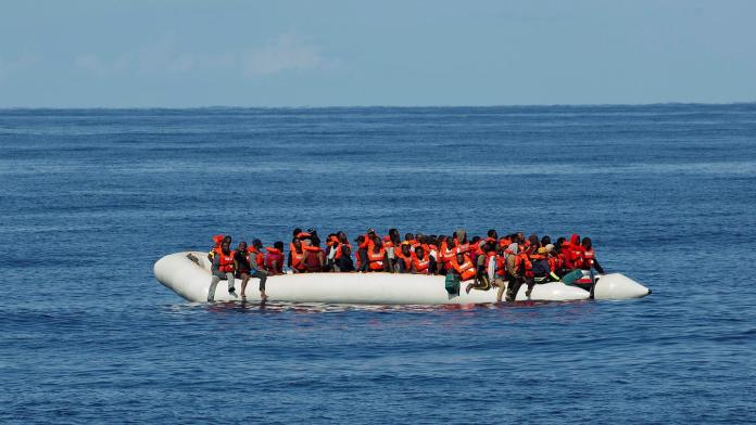 200 migrants rescued by German charity ship rescues in 48 hours