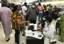 324 Nigerians awaiting evacuation, depart U.S. for Abuja