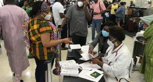 324 Nigerians awaiting evacuation, depart U.S. for Abuja