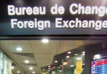How to crash spike in exchange rate — Bureau De Change