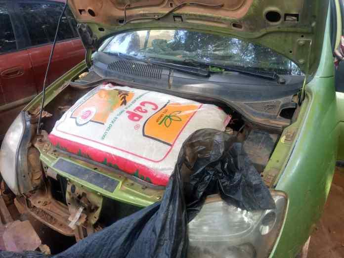 "Customs FOU Zone ""B"" seizes N116m smuggled goods"