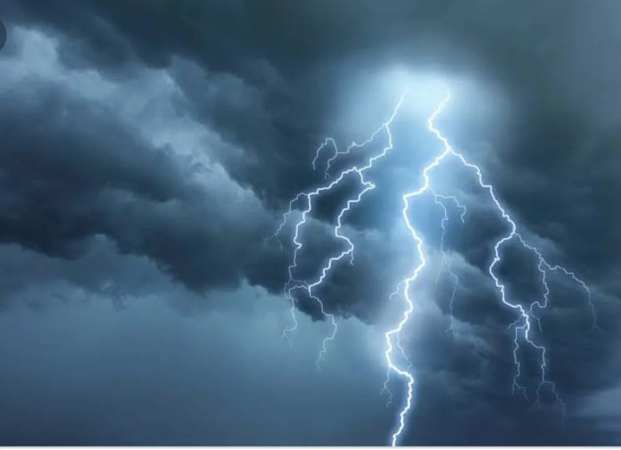 NiMet predicts cloudy, thundery weather activities Monday to Wednesday