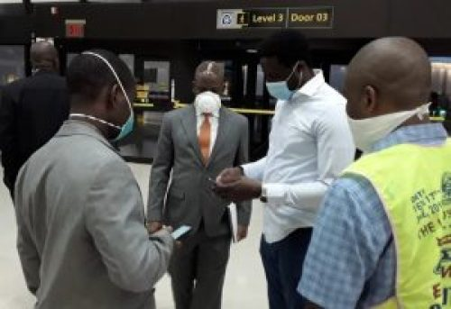 Why 9 Nigerians were excluded from evacuation flight from US