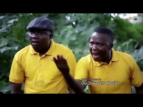 Tete Laye - Latest Yoruba Movie 2020 Comedy Starring Sanyeri | Mr ...