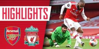 HIGHLIGHTS | Arsenal 2-1 Liverpool | Premier League | Lacazette ...