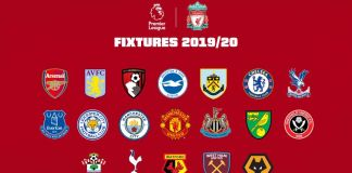 Revealed: Liverpool's 2019-20 Premier League fixture list ...