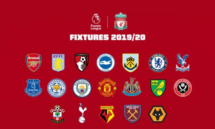 Revealed: Liverpool's 2019-20 Premier League fixture list ...