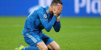Just In: Cristiano Ronaldo now positive for COVID-19