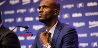 Barcelona Sporting Director, Eric Abidal terminates contract with club