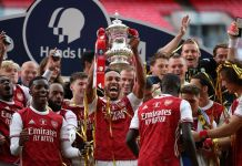 Fatigue Lampard's Chelsea team defeated, as Arsenal lifts 14th FA Cup title