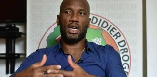 FIFA suspends Ivory Coast FA's election, after Drogba was disqualified