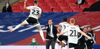 Bryan's extra time double in playoff final, returns Fulham to EPL