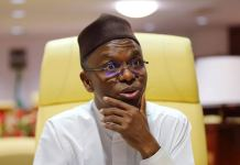 Revealed! It cost N400,000 to treat a COVID-19 patient - El-Rufai