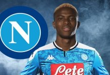 Victor Osimhen scores hat-trick on Serie A debut for Napoli