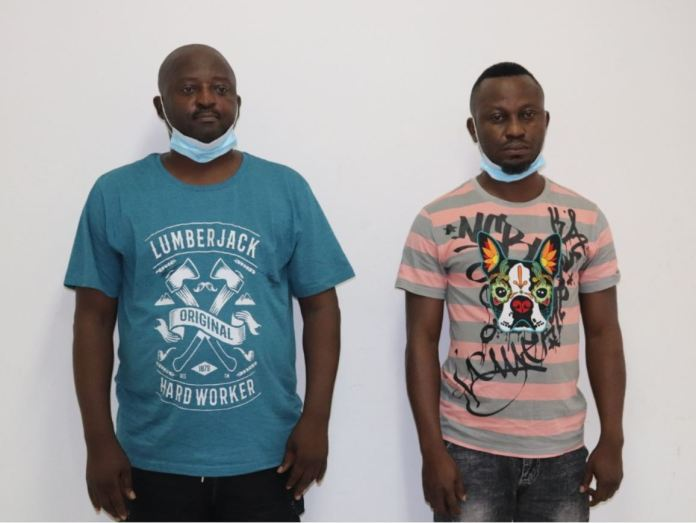 Interpol arrest two for defrauding German Company 14.7m euros
