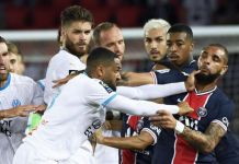 Shameful! Neymar, 4 others sent off as PSG suffers second defeat against Marseille