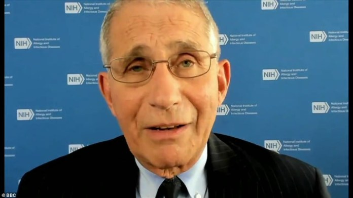 COVID-19 Vaccine Could Be Ready By November – Dr. Fauci