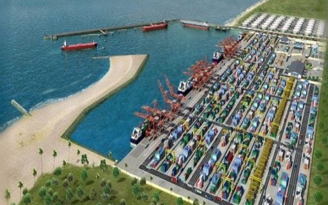 N6bn Lekki Deep Seaport commence work on quay wall construction