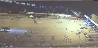 Lekki Shooting: Judicial Panel begins public show of CCTV footage
