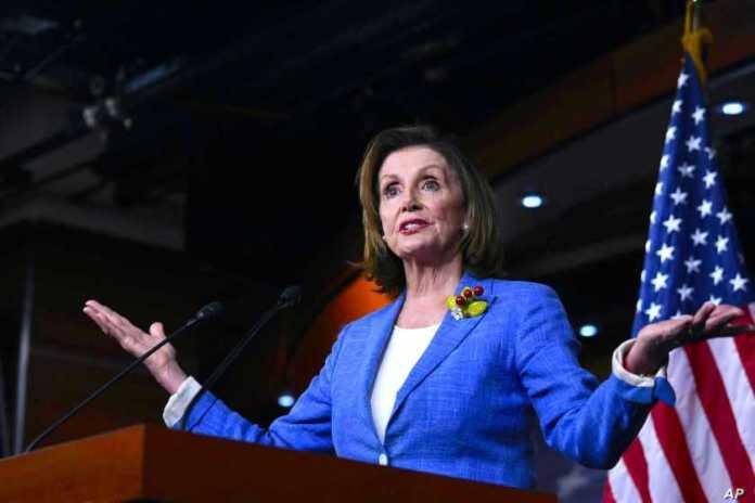 Pelosi Elected To Head Democrats In Congress Again