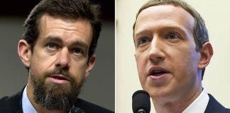US Election: Zuckerberg, Dorsey Set To Testify Before Congress