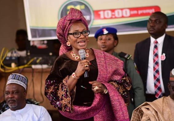 Women Affairs Minister, Tallen tests negative to COVID-19